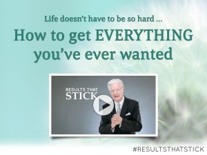 Get Results that Stick