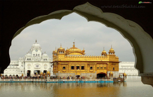 Amritsar And The Golden Temple