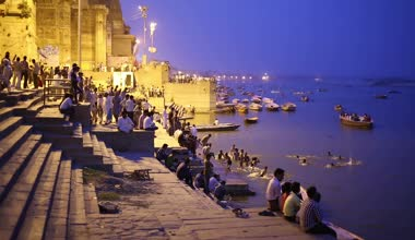 Varanasi - The Gateway To Eternity